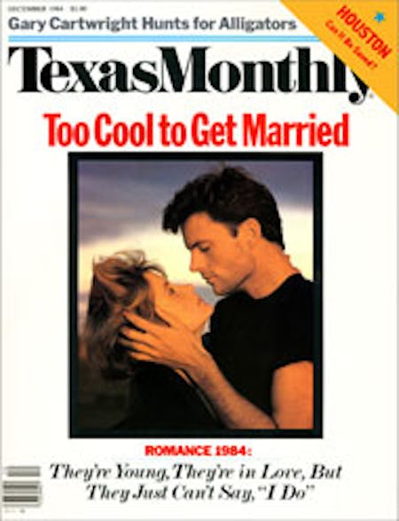 December 1984 issue cover