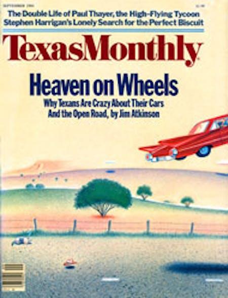 September 1984 issue cover