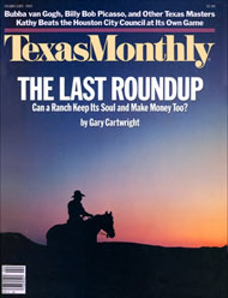 February 1985 issue cover