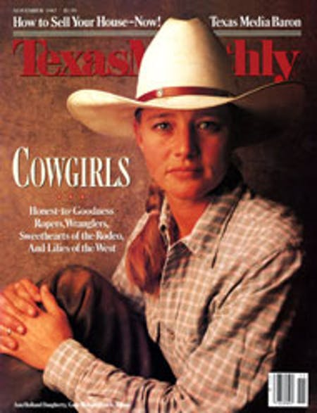 November 1987 issue cover