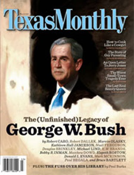 March 2007 issue cover
