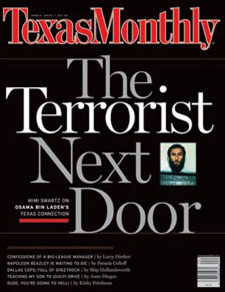 April 2002 issue cover