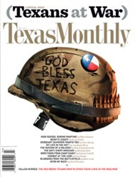 March 2006 issue cover