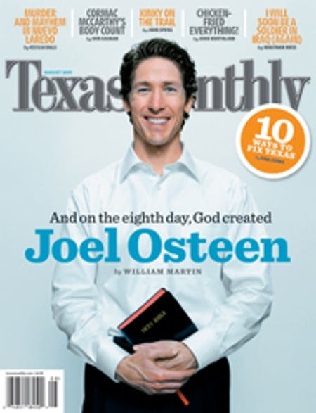 August 2005 issue cover