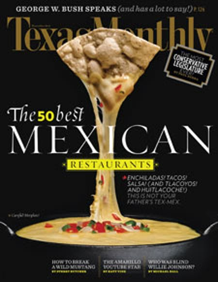 December 2010 issue cover
