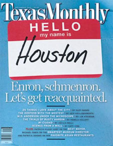 September 2002 issue cover