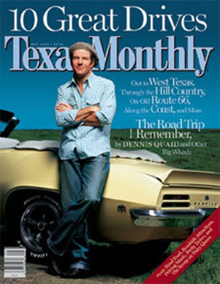 May 2002 issue cover
