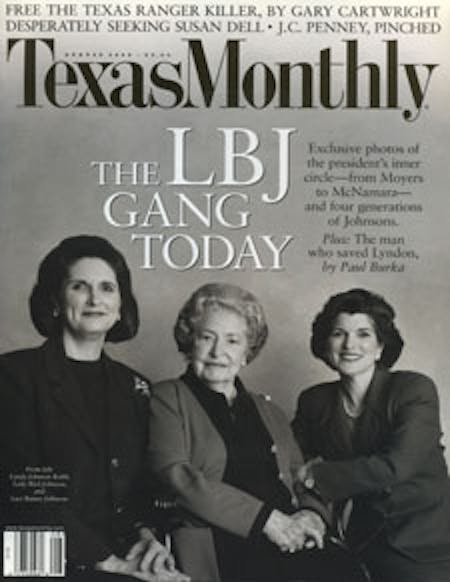 August 2000 issue cover
