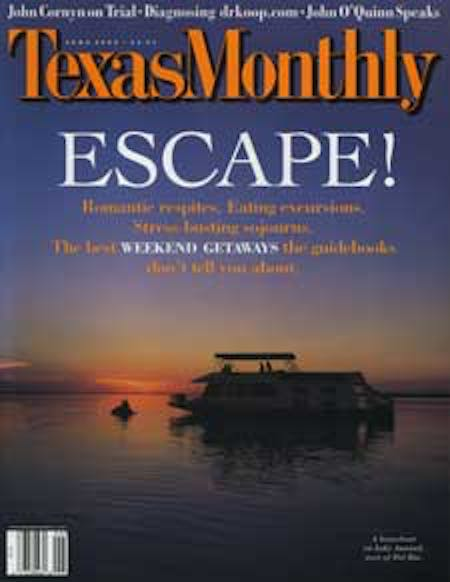June 2000 issue cover