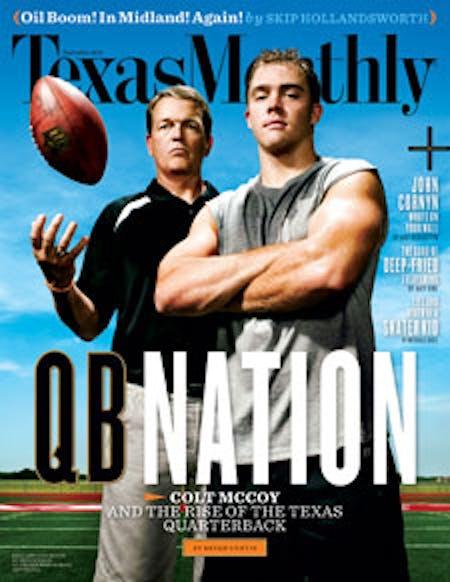 September 2010 issue cover