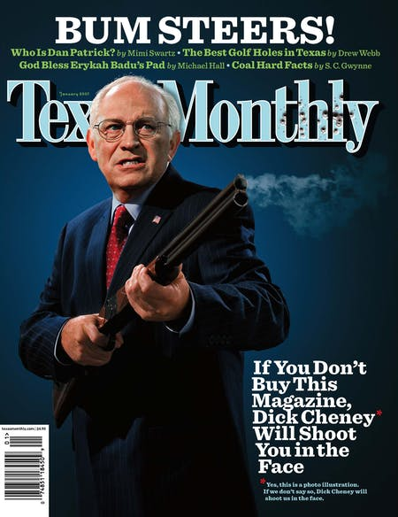 January 2007 issue cover