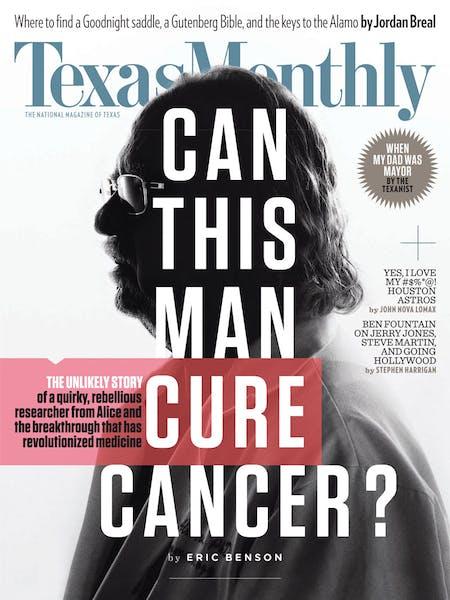 November 2016 issue cover