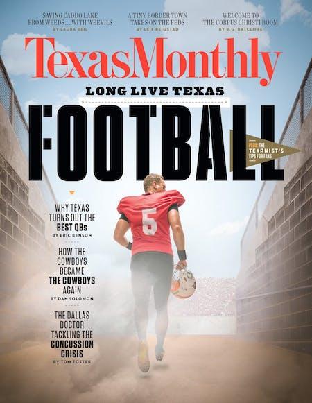 September 2017 issue cover