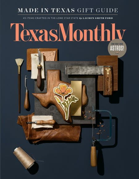 December 2017 issue cover
