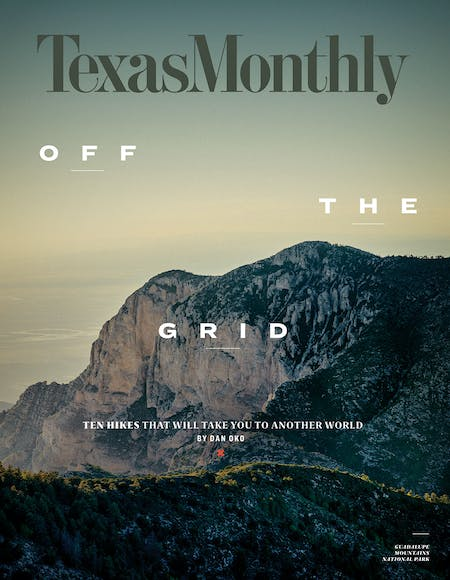 April 2018 issue cover
