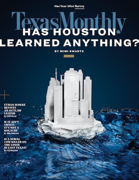 September 2018 issue cover