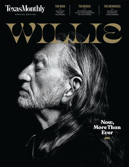 Willie issue cover